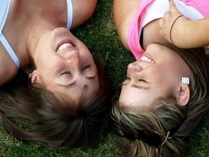 Daniella and Kate