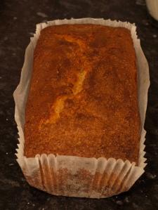 Lemon and Ginger Cake