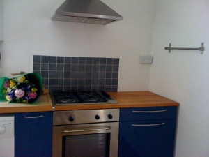 New flat - Kitchen...